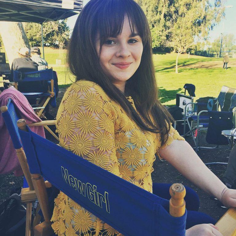 Lauren Dair New Girl