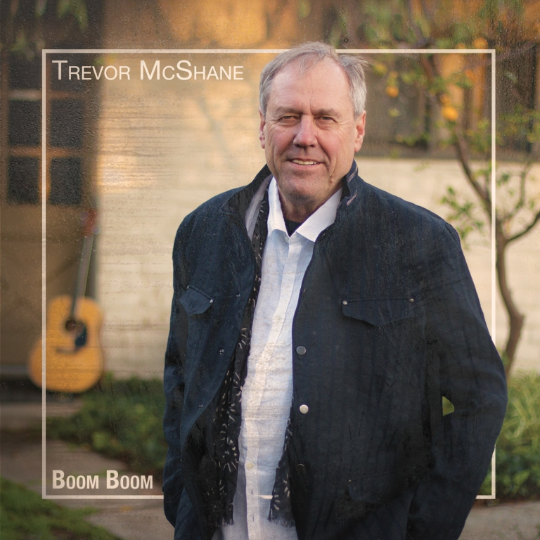 Boom Boom - Trevor McShane - Front Cover