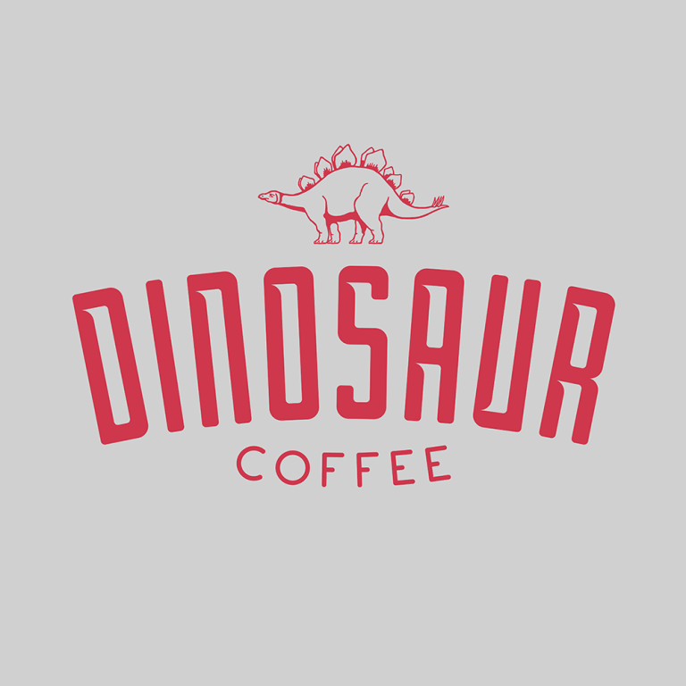 dinosaur coffee